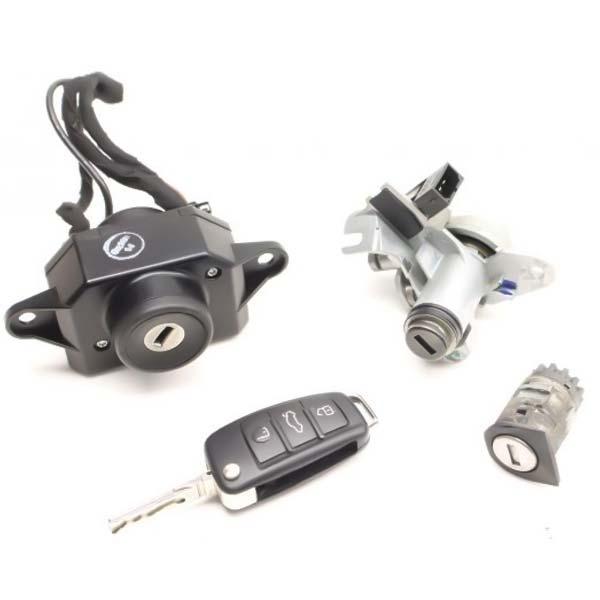 Audi car ignition