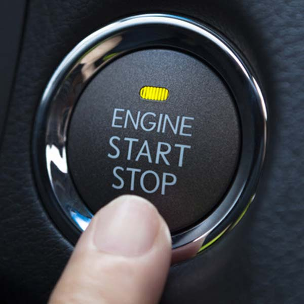 bmw ignition push start