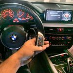 BMW remote programming