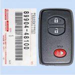 2008 - 2013 Toyota Highlander remote