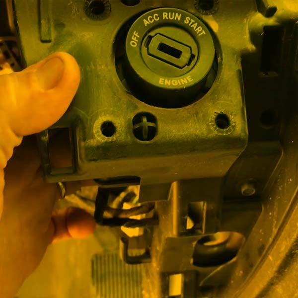 ignition repair dodge