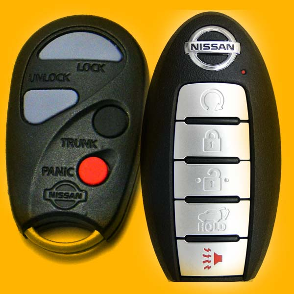 nissan remote and key nyc