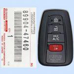 Toyota Prius remote