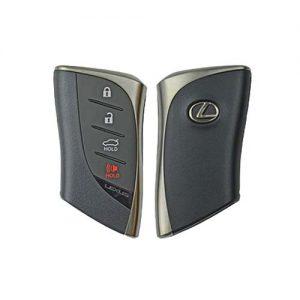 Lexus car key replacment ny