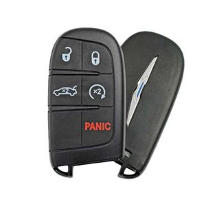 chrysler car key replacement