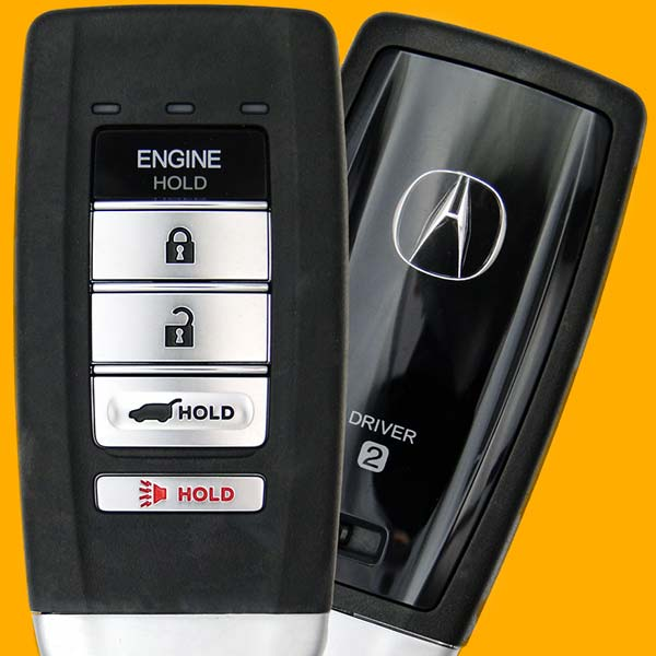 acura remote programming