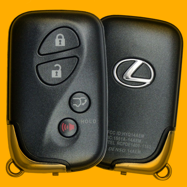 lexus car key replacement nyc