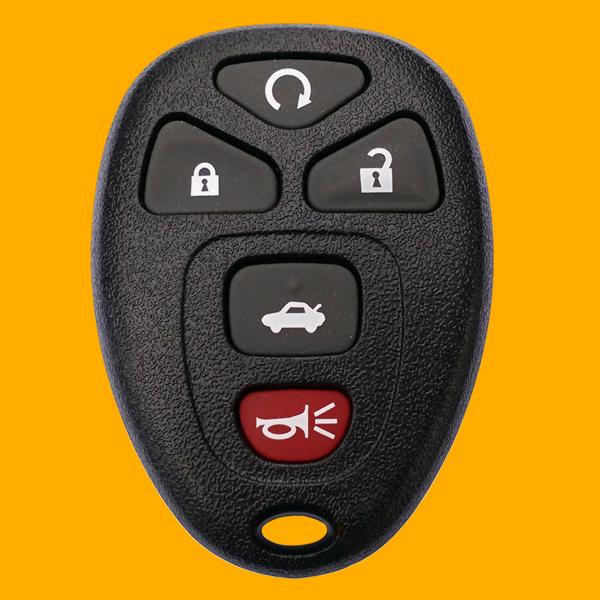 Pontiac car remote programming