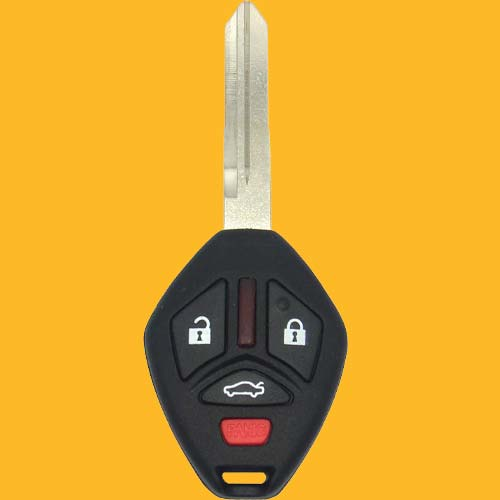 2007 Mitsubishi Eclipse remote programming